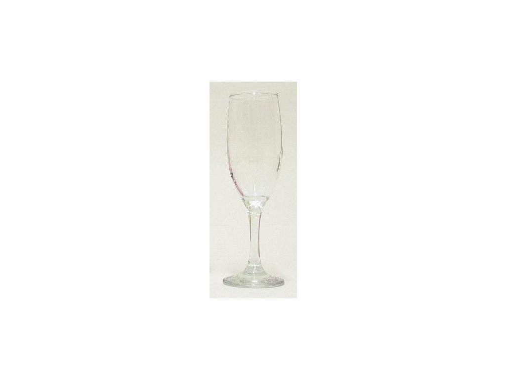 Sklenička restaurační MIS 19cl. na šampaňské flétna