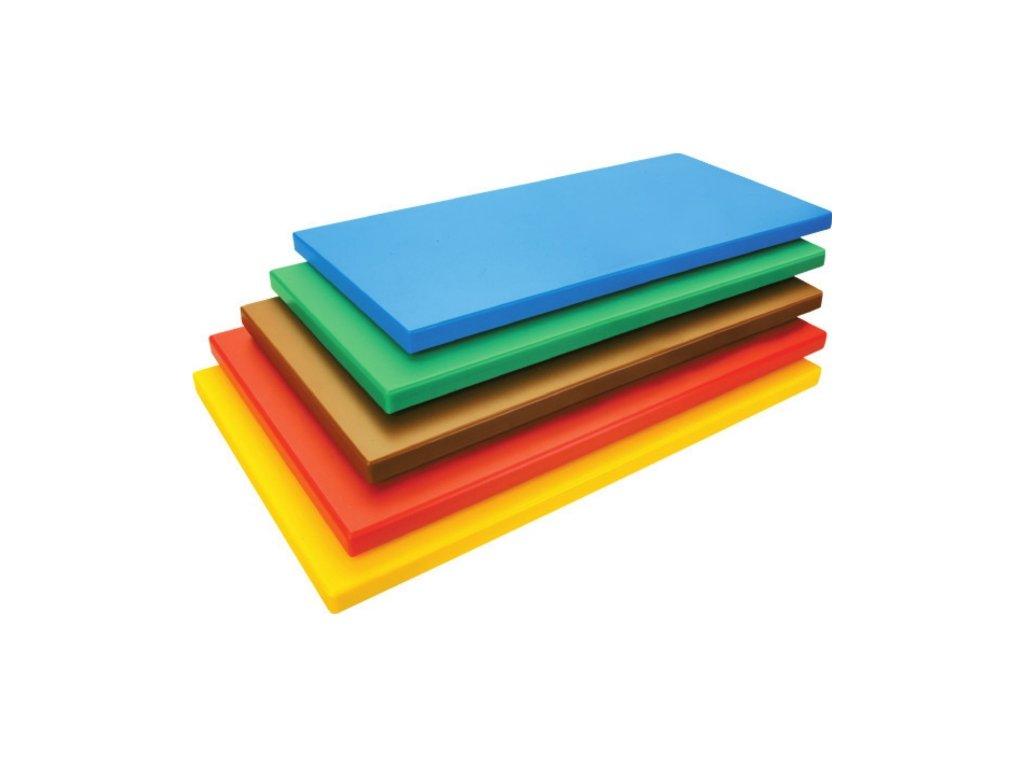 mmilenium.cz velkoobchodgastro.cz Plastová deska barevná 500x325x20mm 37
