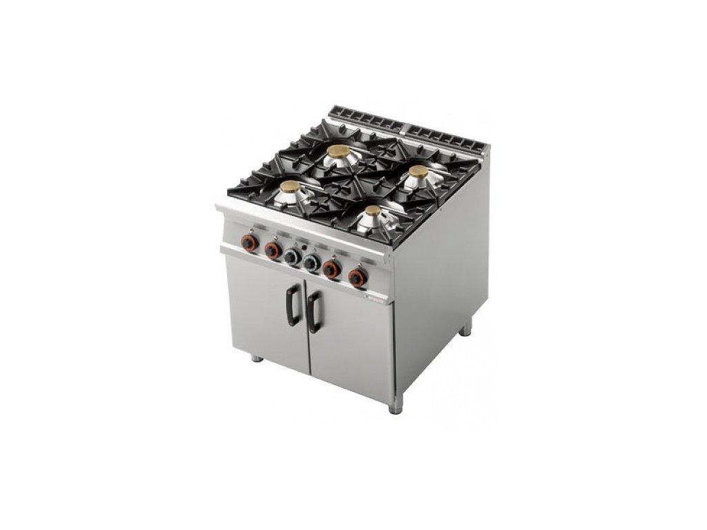 Plynový sporák PC-98G RM 900