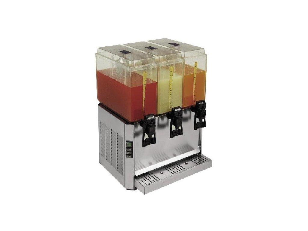 Výrobník chlazených nápojů 3x12lt.