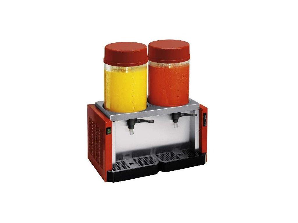 Výrobník chlazených nápojů 2x8lt.