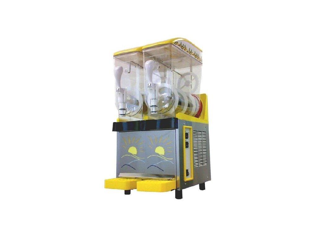 Výrobník ledové tříště 3x10lt.