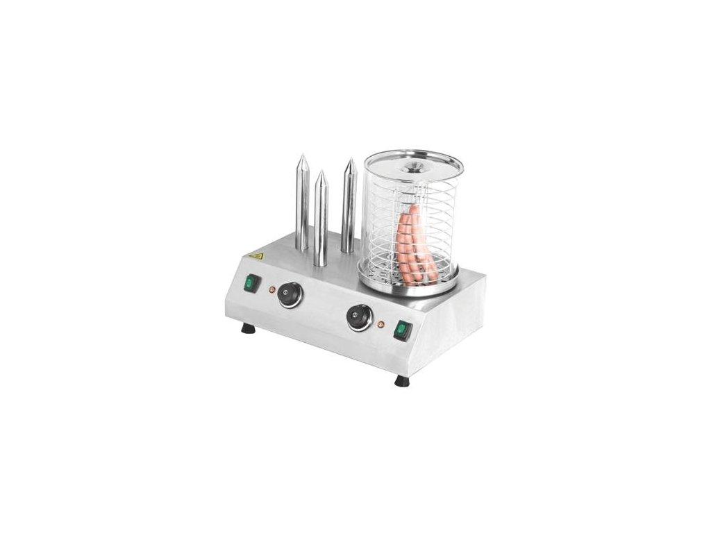 Hot Dog HD/TW (s regulací teploty trnů a ohřevu párků)
