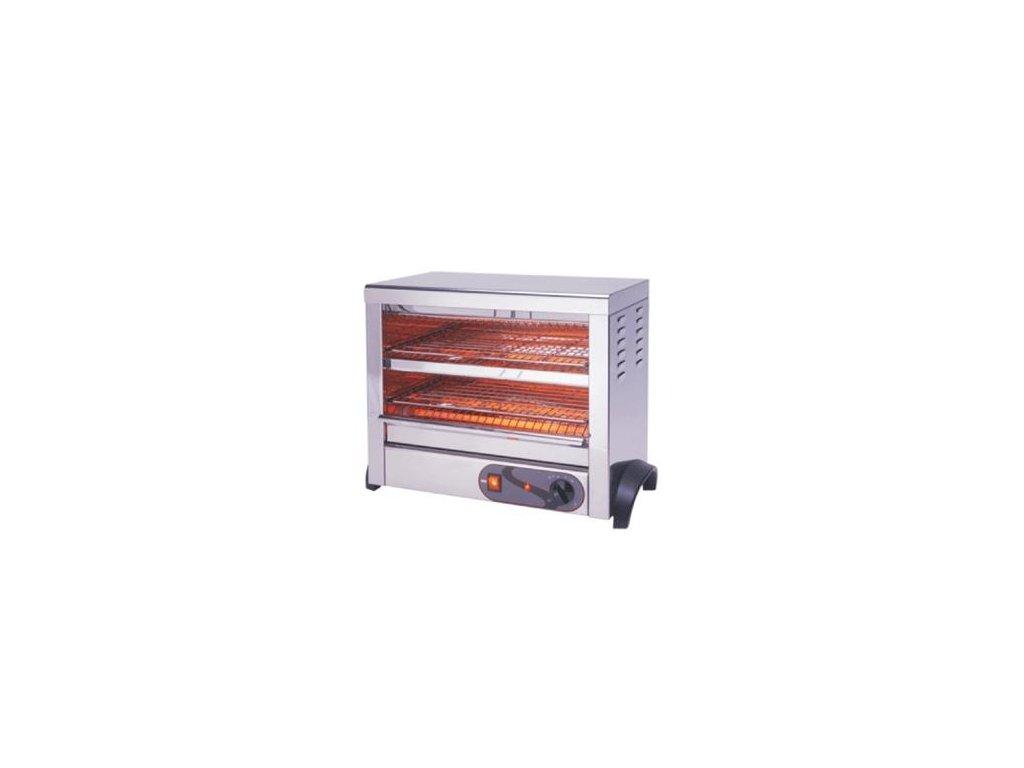 Elektrický toaster gril D3 Fiamma