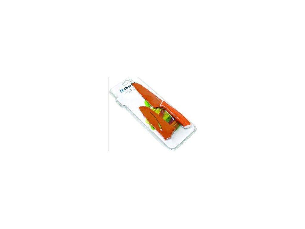 Nůž Amefa s antiadhézním nepřilnavým povrchem barevný japonský 12,5cm