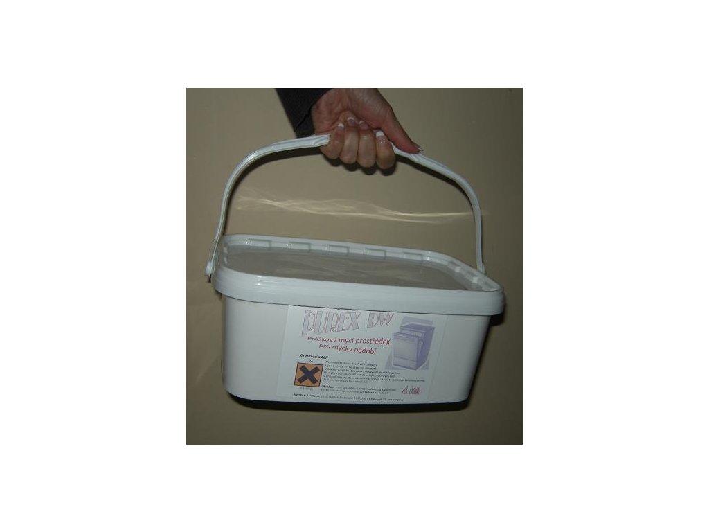 Purex DW 4 kg prášek do myček nádobí