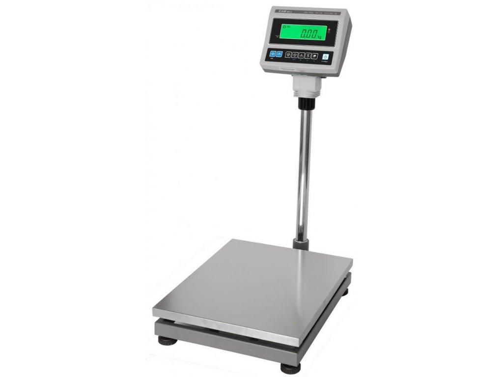 Váha můstková CAS DB2-30/60kg s LCD displejem úřední ověření v ceně