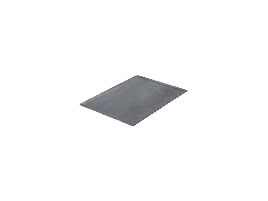 Plech na pečení černá ocel 600x400x10mm de Buyer