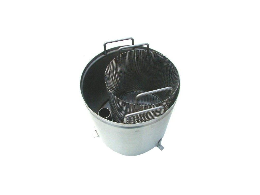 Lapač slupek a škrobu LS-2/N