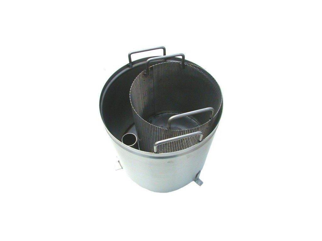 Lapač slupek a škrobu LS-1/N