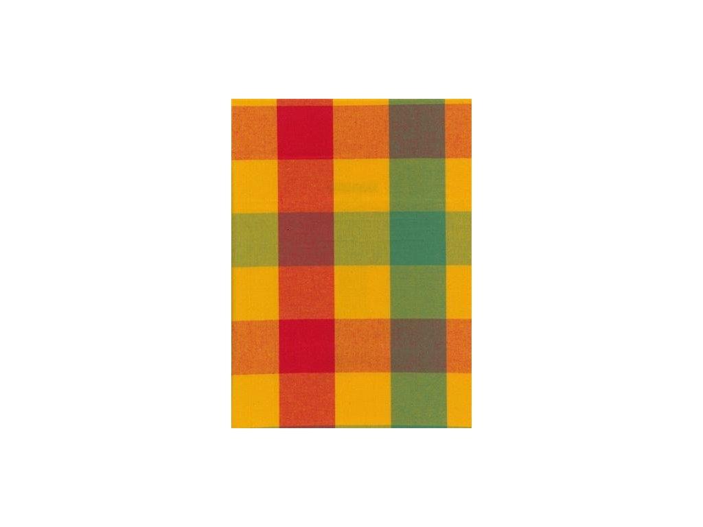 Ubrus textilní barevný