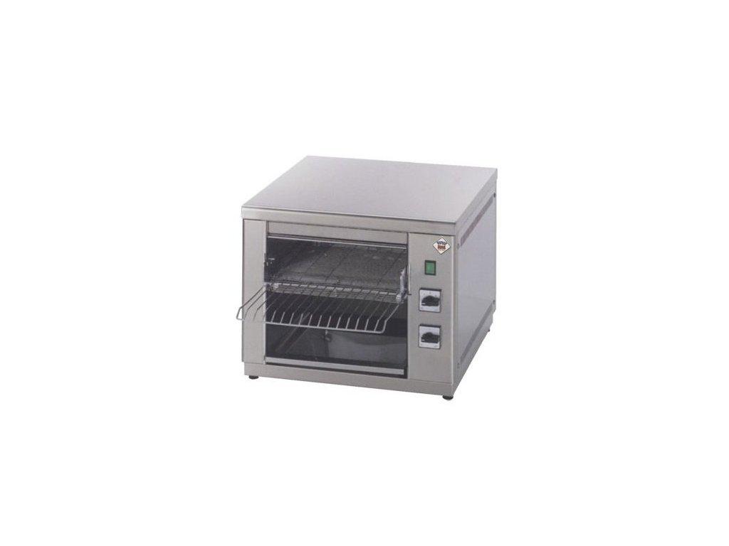 Toaster průběžný TN-30 RedFox