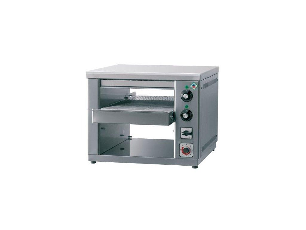 Toaster průběžný s regulací TN-30 plus RedFox