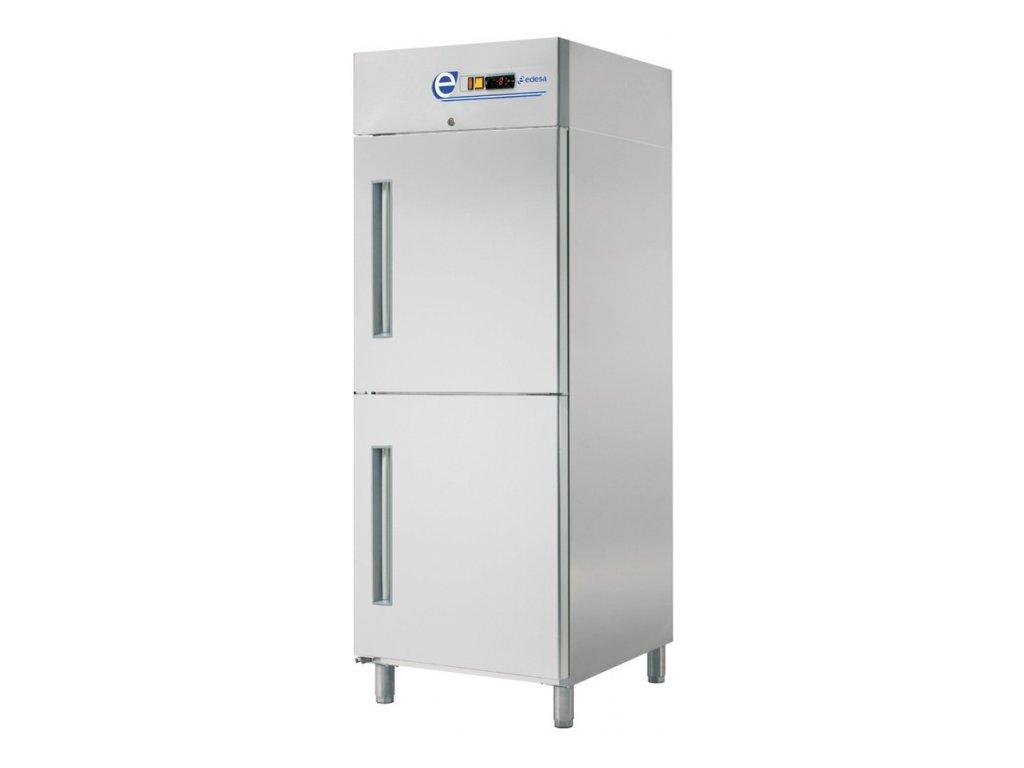 Chladící skříň GN 2/1 700lt. nerez SPI-072 Edesa