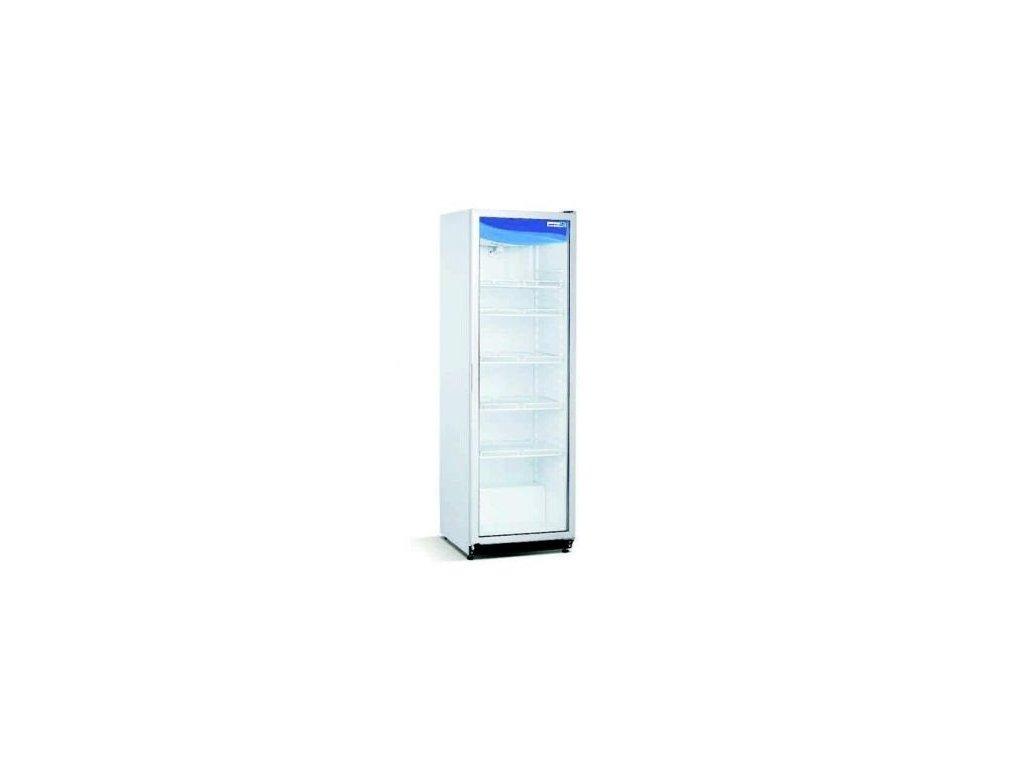 Prosklená chladící nápojová skříň Practic 430lt. XLS-430CW