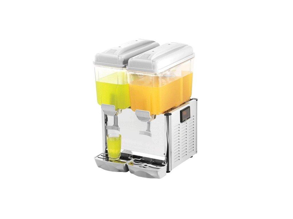 Výrobník a vířič chlazených nápojů C-2S (2x 12lt.)