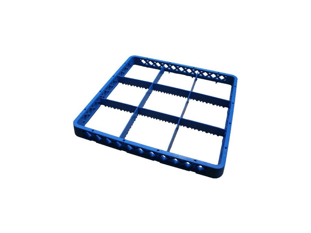Nástavec plastový 9 pozic 50x50x4,2cm C-1109