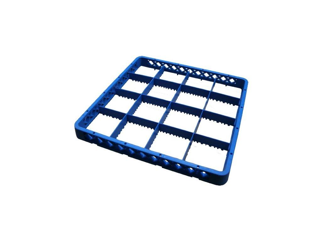 Nástavec plastový 16 pozic 50x50x4,2cm C-1116