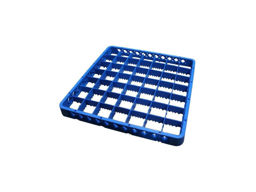 Nástavec plastový 49 pozic 50x50x4,2cm C-1149