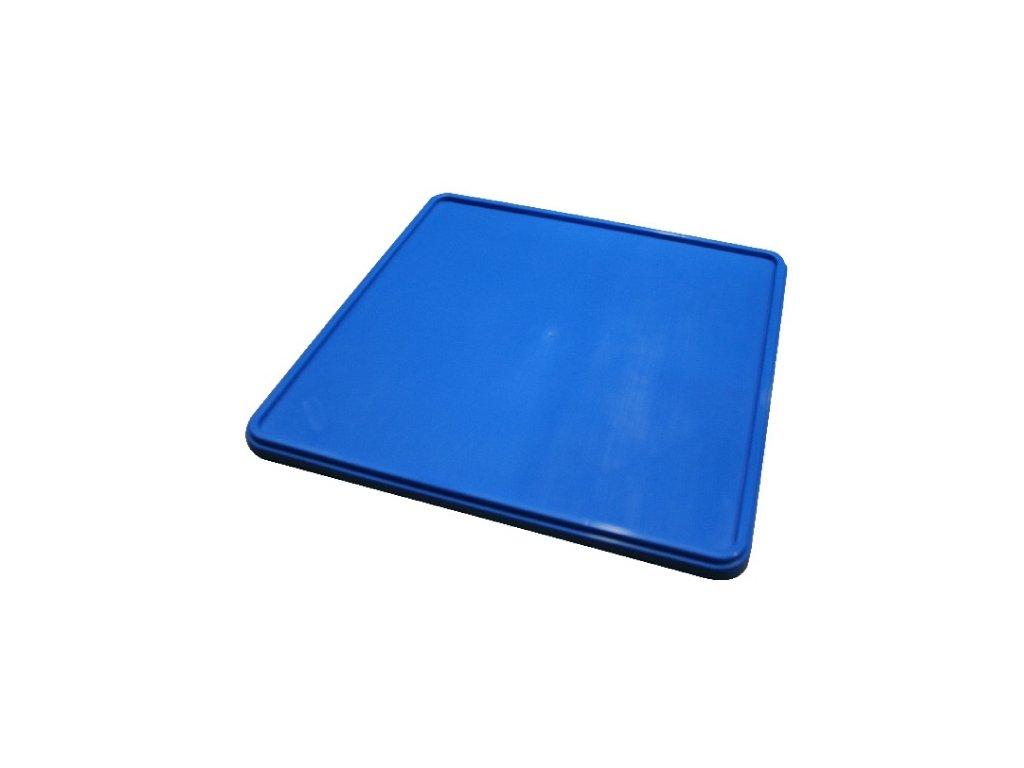 Víko koše plastové 50x50x1,2cm C-1200