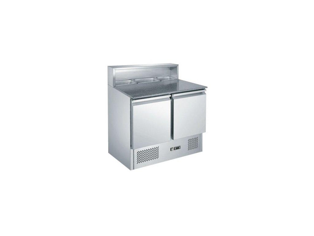 Pizza chladící stůl Saladeta MPS-900