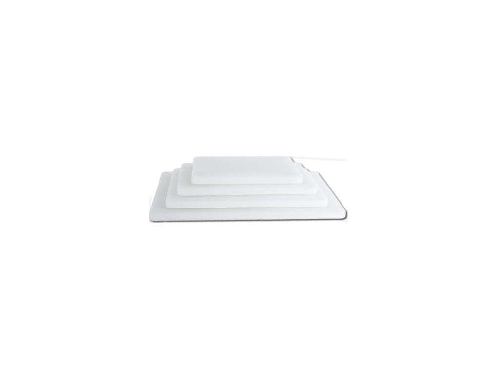 Deska plastová bílá C-1510