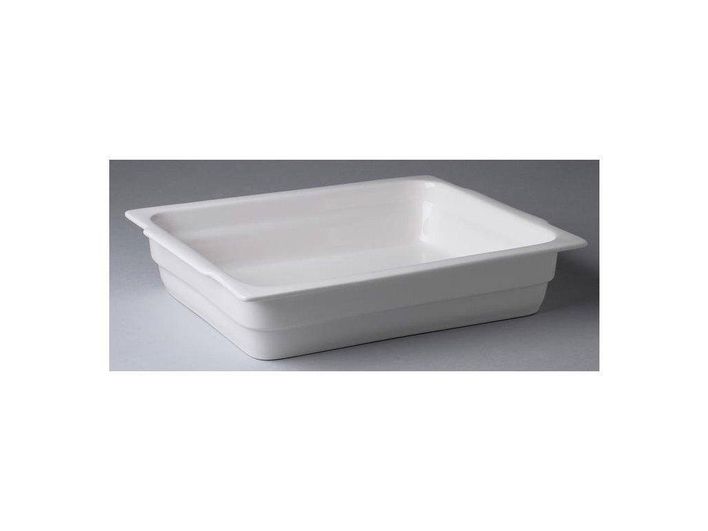 Gastronádoba GN porcelánová 65mm