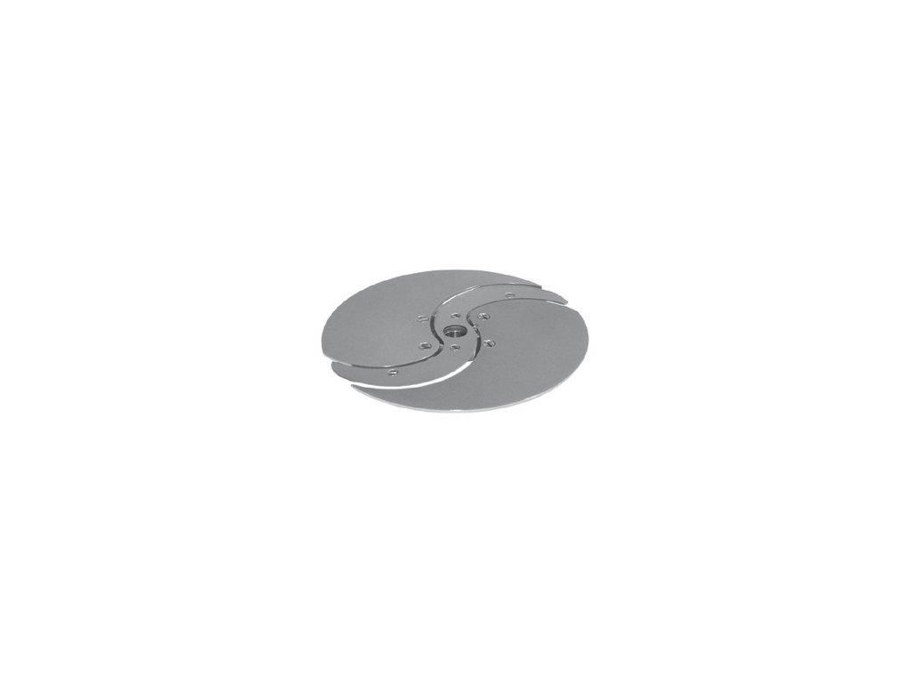 Přestavitelný nožový kotouč zubatý 0-8mm