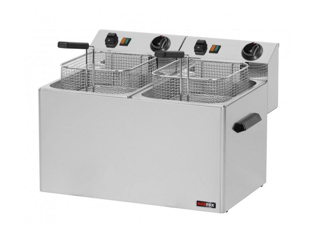 Elektrická fritéza FE 77 E RedFox (ekonomická)