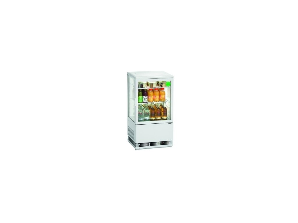 Chladící minivitrína - 58 litrů Bartscher 700.258G