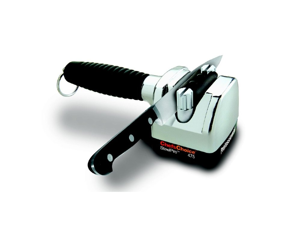 Brusič nožů – Chef´sChoice - USA Steel Pro 475 CC-475 brousek