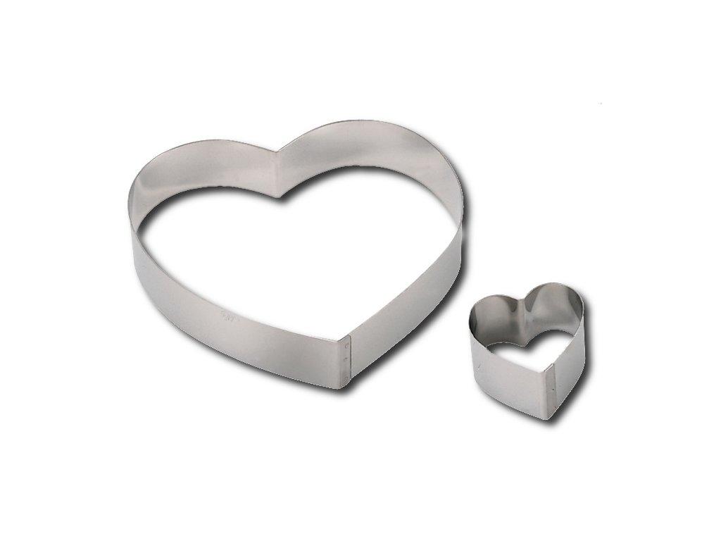 Forma srdcová de Buyer D-3077-18