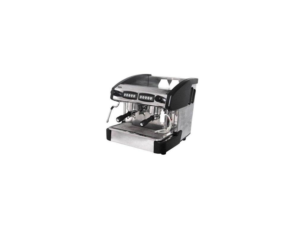 Kávovar dvoupákový - dřevo EMC 2P/W/C Red Fox