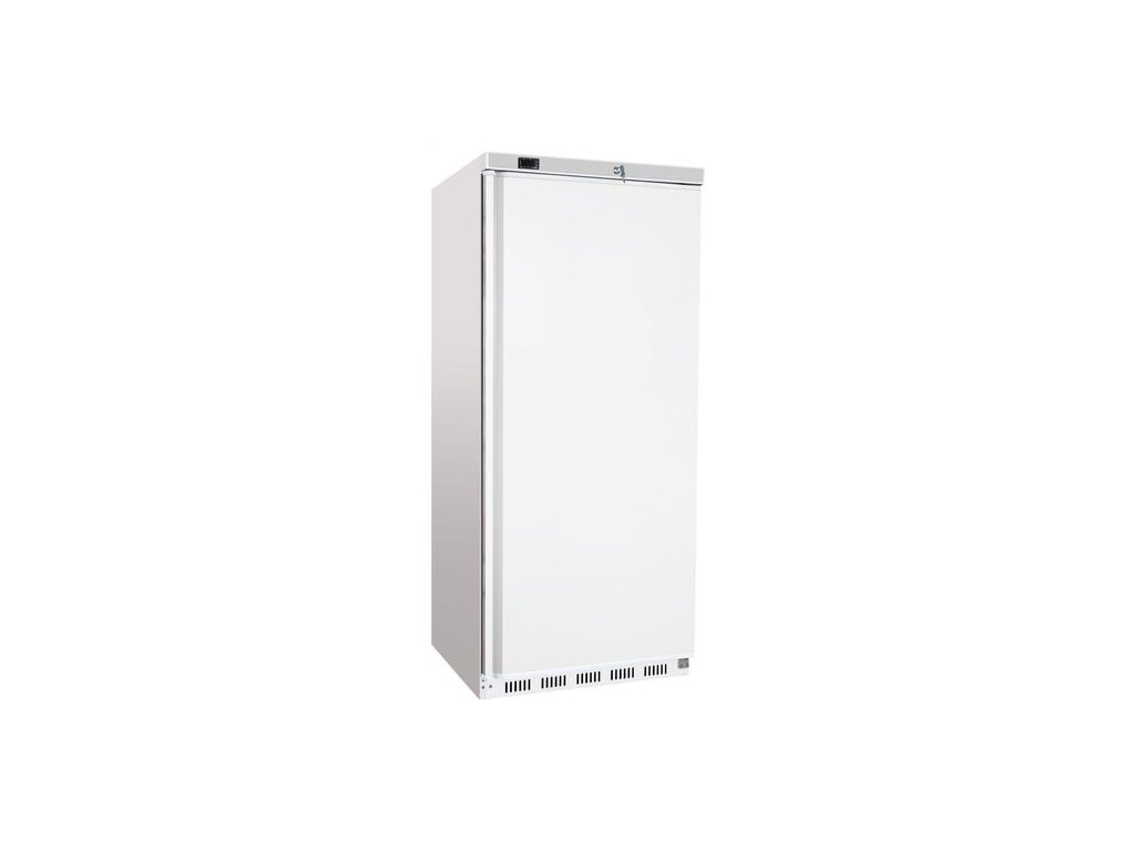 Chladící skříň 570lt. Red Fox HR-600 lednice bílá pro GN 2/1