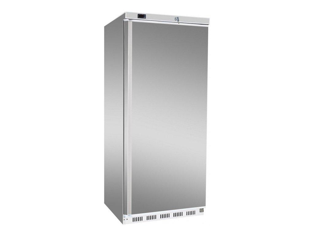Chladící skříň 570lt. Red Fox HR-600/S lednice nerezová pro GN 2/1