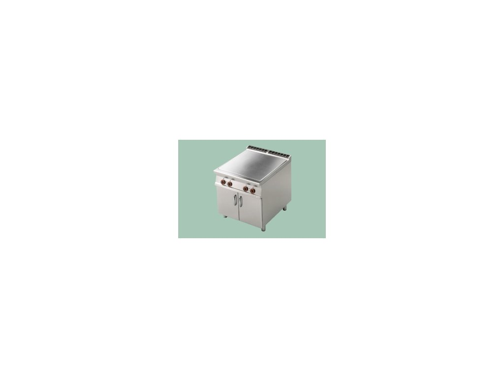 Elektrický tálový sporák se skříňkou TP 98 ET RM 900