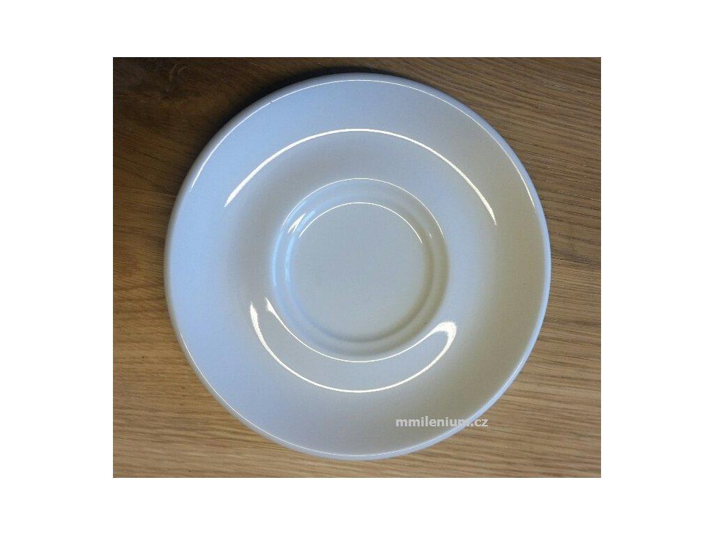 Podšálek talíř porcelán Princip 12cm KV