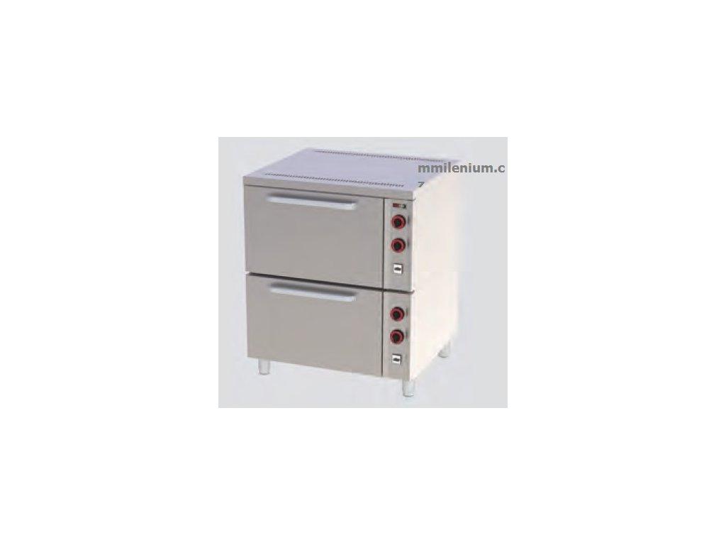 Pekařská elektrická pec EPP-02 Red Fox