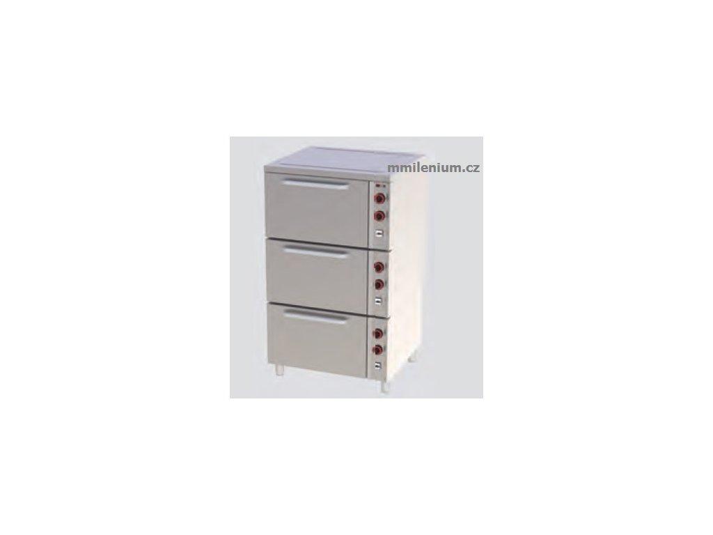 Pekařská elektrická pec EPP-03 Red Fox