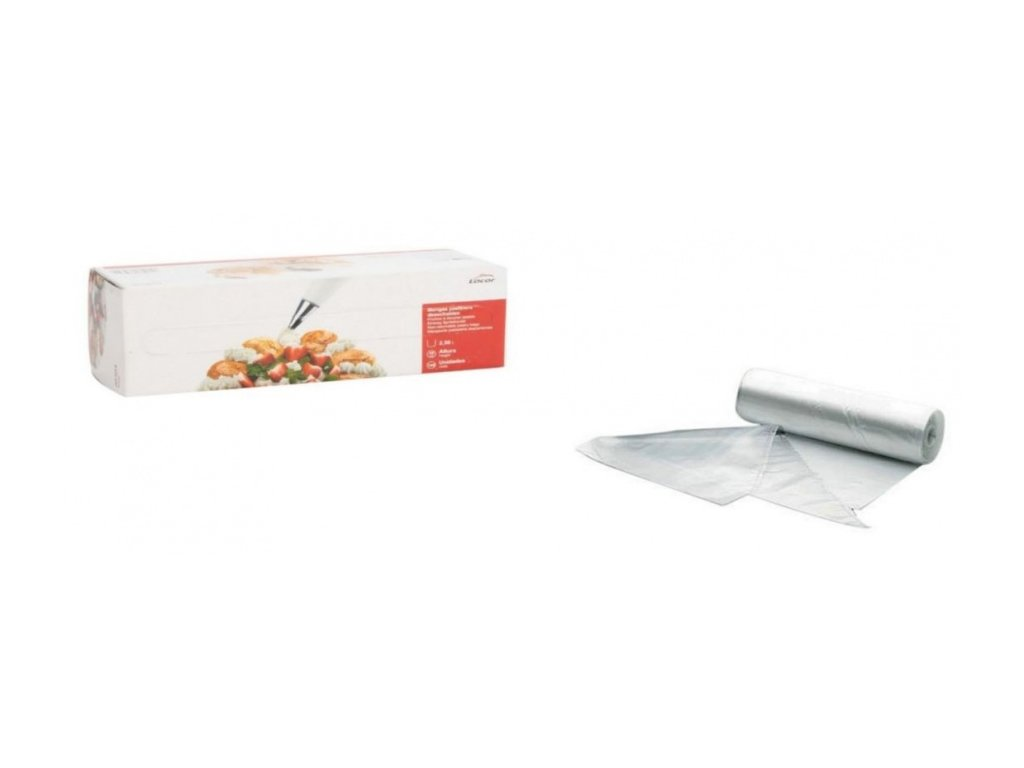 Pytlík cukrářský jednorázový 100ks E-68939
