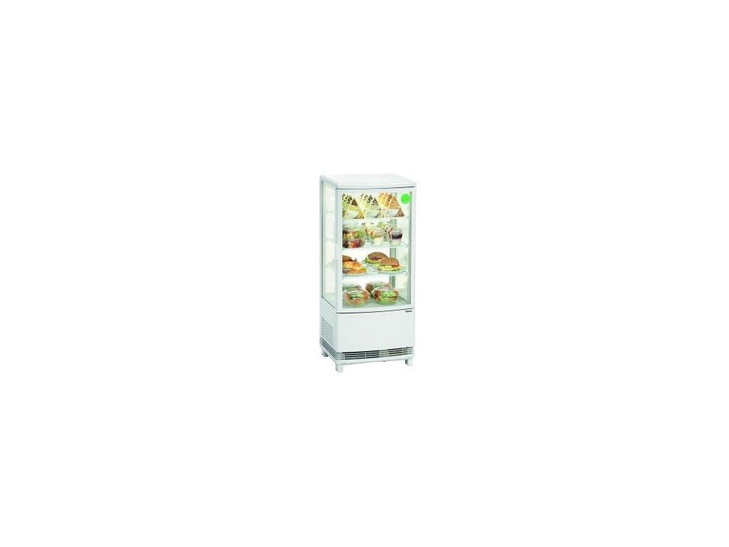 Chladící minivitrína - 86 litrů - oboustranné otvírání Bartscher 700.678G