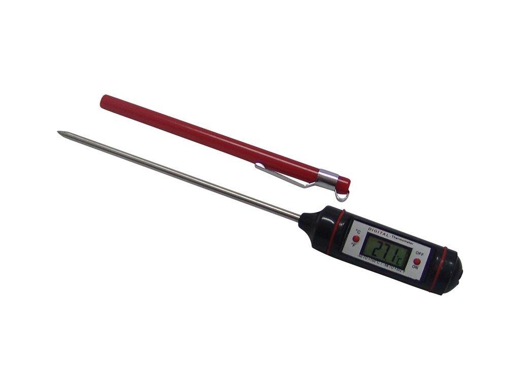 mmilenium.cz velkoobchodgastro.cz Teploměr vpichový digitální 50 až + 200 °C RBK 1107