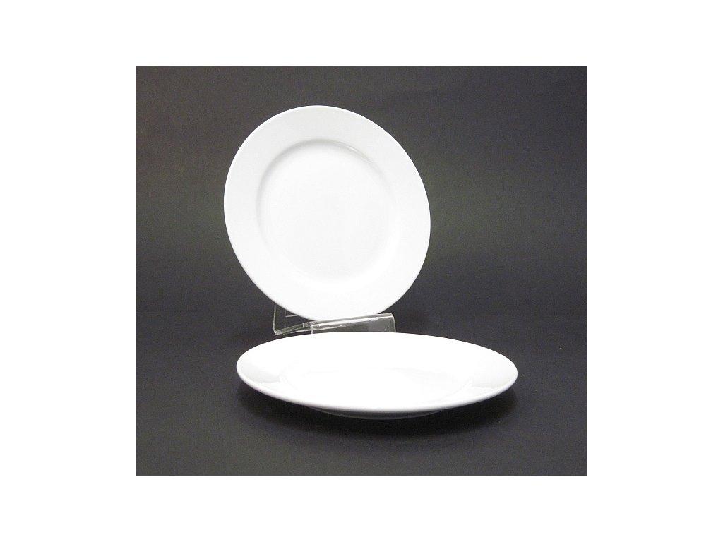 Talíř dezertní Tonda 20cm porcelán