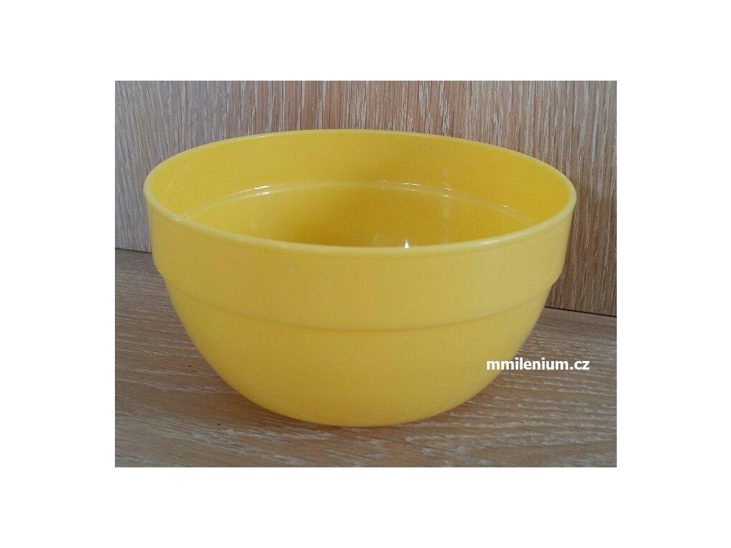 Miska polévková plastová základní 13cm