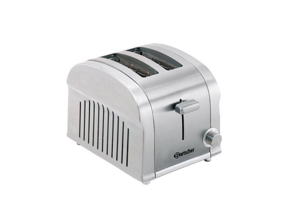 Toaster Silverline Bartscher