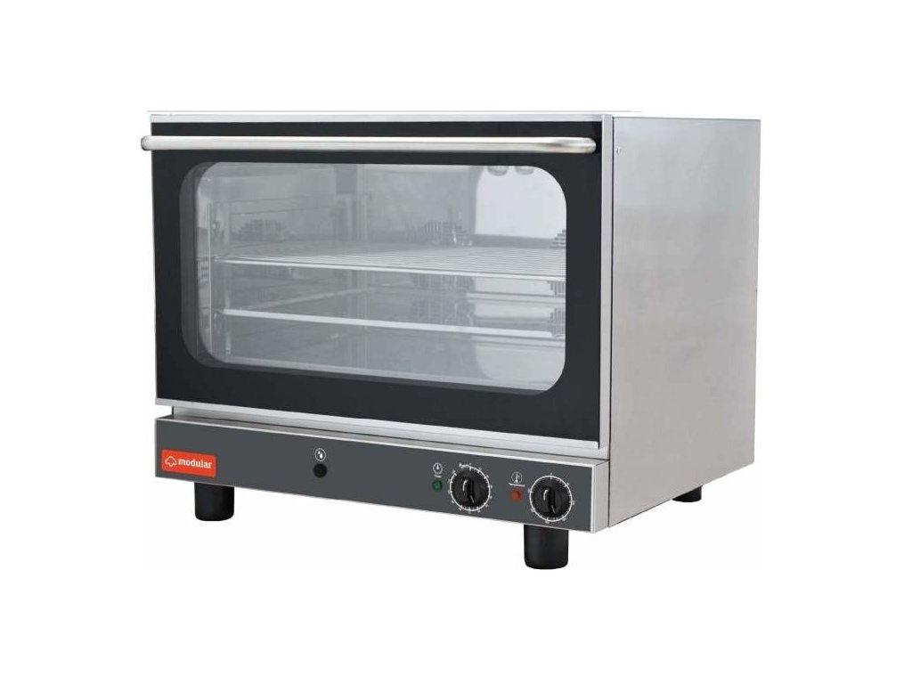 Horkovzdušná pekařská pec BER 464 MODULAR