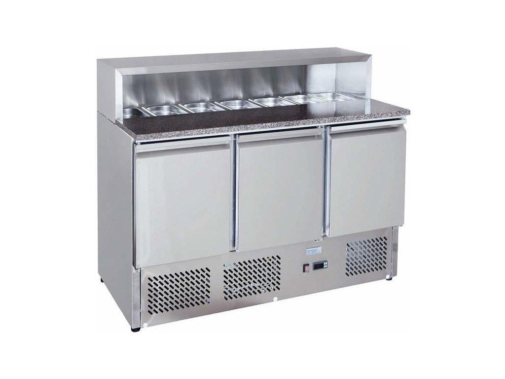Chladící stůl PIZZA - SALADETA MPS-1370