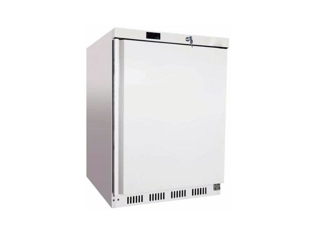 Chladící skříň 130lt. Red Fox HR-200 lednice bílá