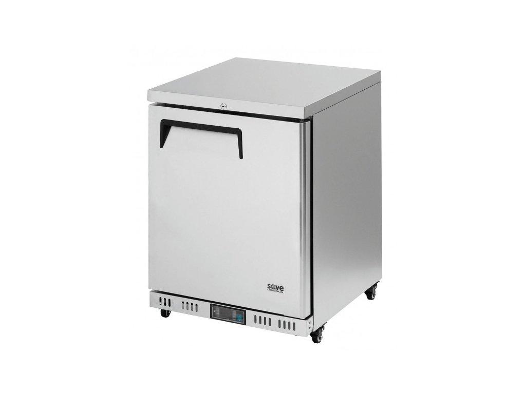 Chladící skříň SAVE MBC 24R (nerez)