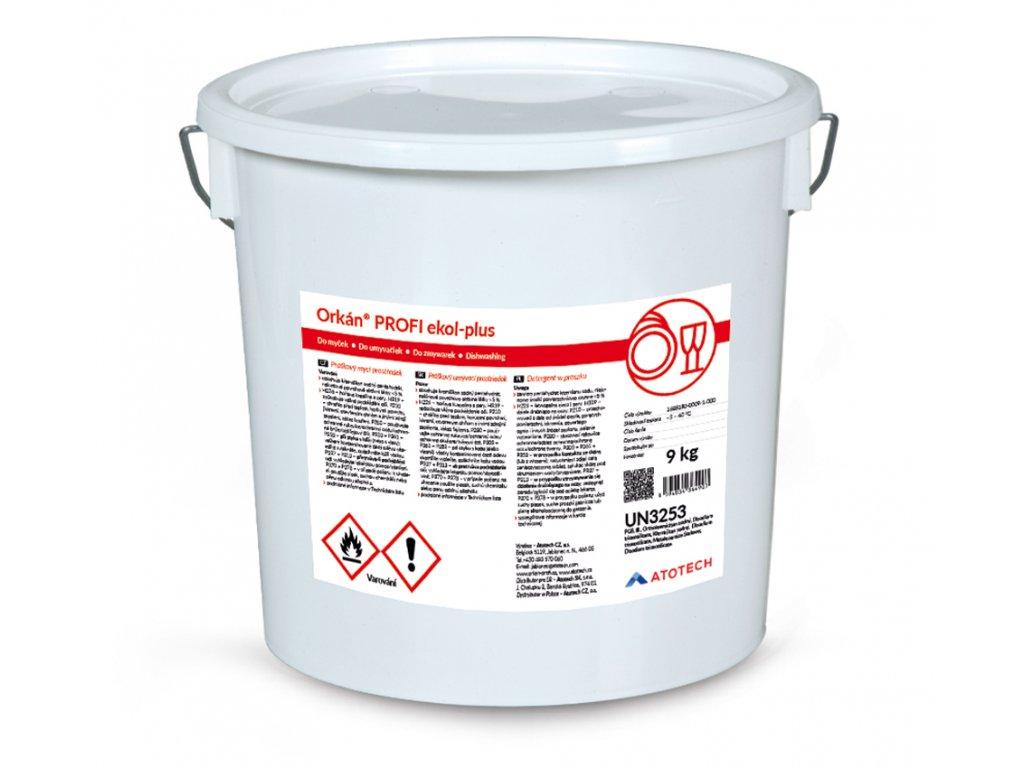 Sůl speciál granulovaná Orkán 10kg